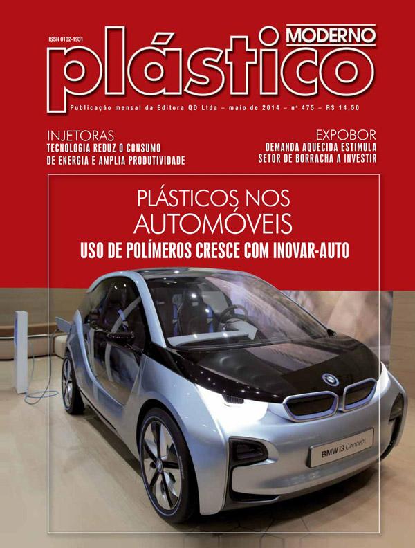 Revista Plástico Moderno N° 475